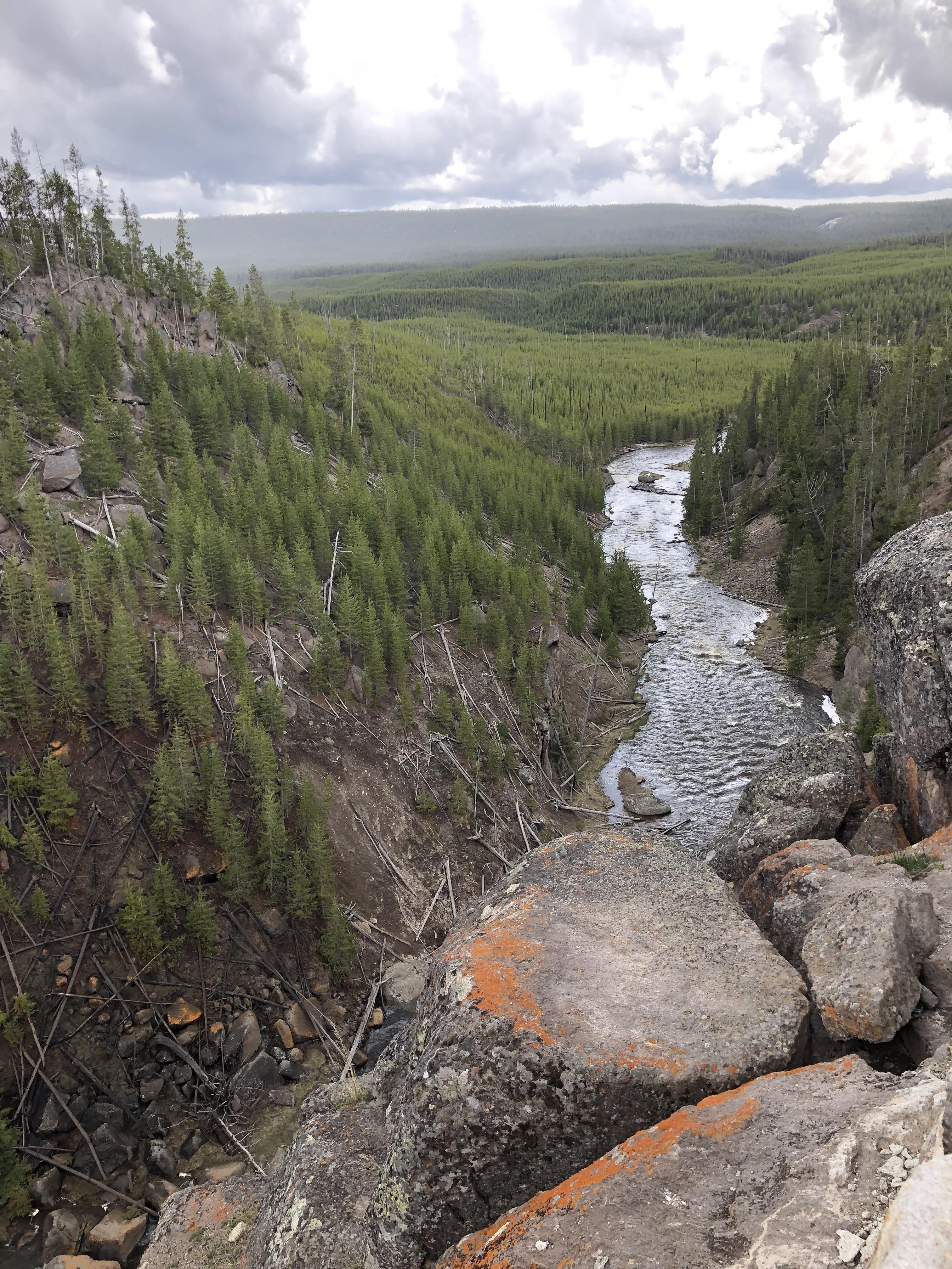 Yellowstone National Park May 2018 Rv N Like Royalty